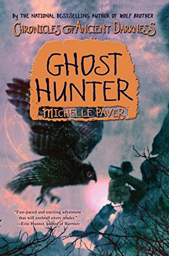 9780060728403: Ghost Hunter (Chronicles of Ancient Darkness)