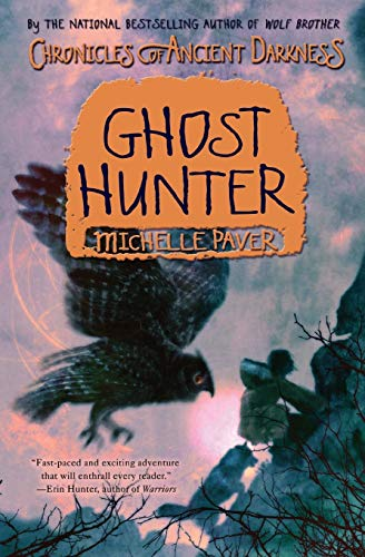 9780060728427: Chronicles of Ancient Darkness #6: Ghost Hunter