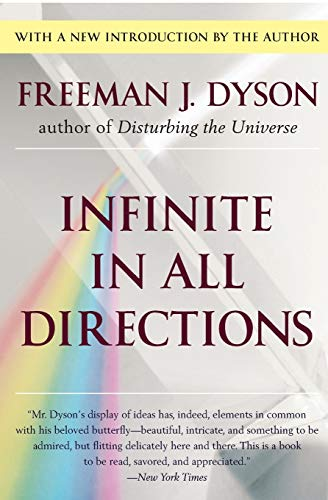 9780060728892: Infinite in All Directions: Gifford Lectures Given at Aberdeen, Scotland April--November 1985