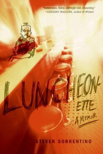 9780060728939: Luncheonette: A Memoir