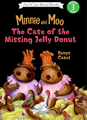 9780060730079: Minnie And Moo: The Case Of The Missing Jelly Donut (I Can Read)