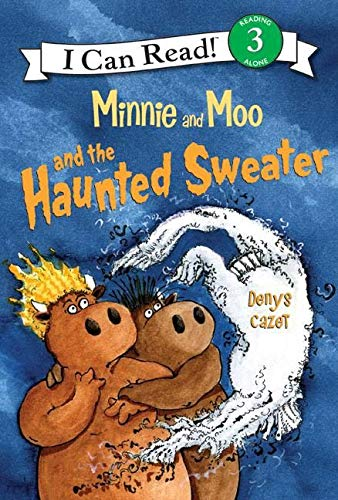 9780060730161: Minnie and Moo and the Haunted Sweater (I Can Read Level 3)