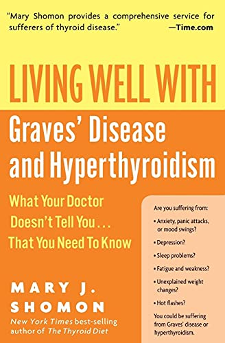 9780060730192: Living Well with Graves Disease (Living Well (Collins))