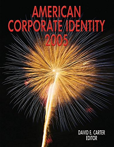 9780060730772: American Corporate Identity 2005 (American Graphic Design and Advertising)