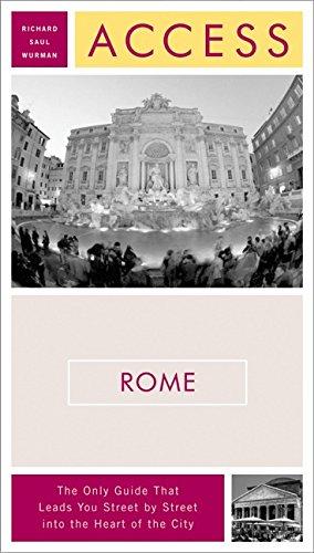 9780060731106: Access Rome, 8e (Access Guides)