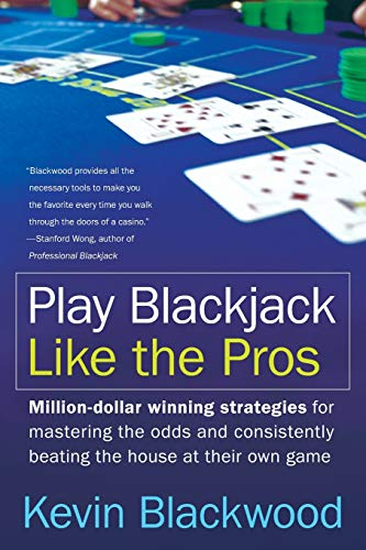 9780060731120: Play Blackjack Like The Pros