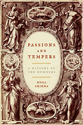 9780060731168: Passions and Tempers: A History of the Humours