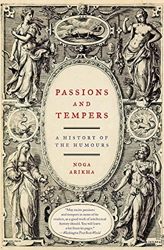 9780060731175: Passions and Tempers: A History of the Humours