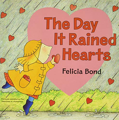 9780060731236: The Day It Rained Hearts