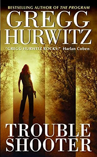 9780060731458: Troubleshooter (Tim Rackley Novels)