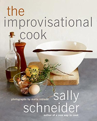 9780060731649: The Improvisational Cook