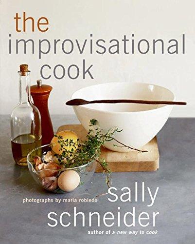 9780060731649: The Improvisational Cook