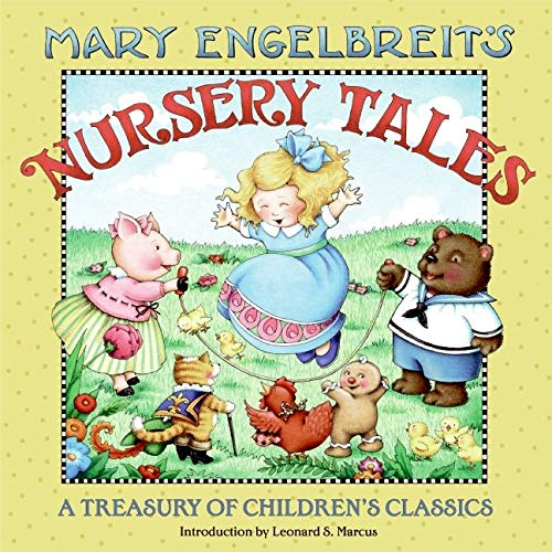 9780060731687: Mary Engelbreit's Nursery Tales: A Treasury of Children's Classics