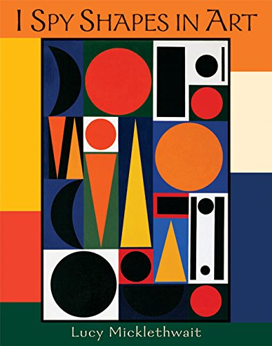 9780060731939: I Spy Shapes in Art