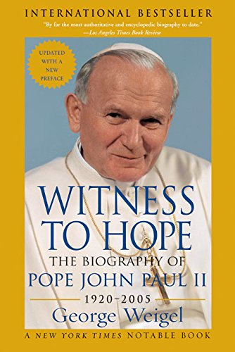 9780060732035: Witness to Hope: The Biography of Pope John Paul II