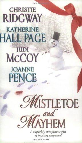 Mistletoe and Mayhem: Katherine Hall Page,
