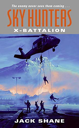 9780060732400: Sky Hunters: X-Battalion