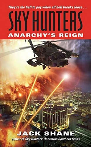 9780060732431: Sky Hunters: Anarchy's Reign