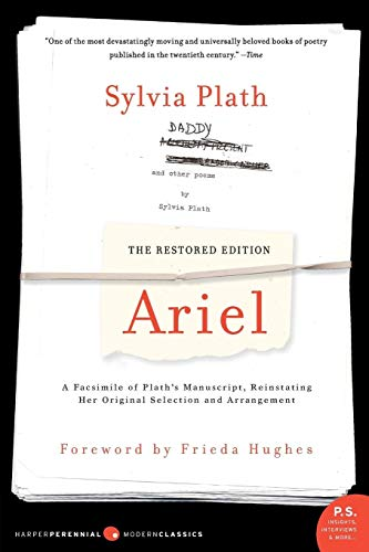 9780060732608: Ariel: The Restored Edition: A Facsimile of Plath's Manuscript, Reinstating Her Original Selection and Arrangement (Modern Classics)