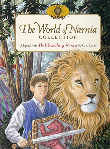 The World of Narnia Collection: C.S. Lewis
