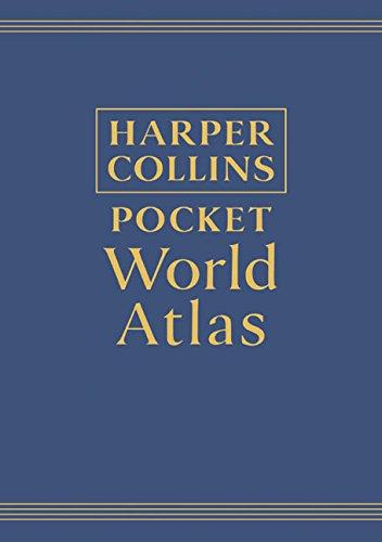 9780060733360: HarperCollins Pocket World Atlas, Deluxe Edition