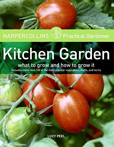 9780060733384: HarperCollins Practical Gardener: Kitchen Garden