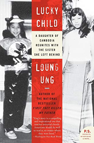 9780060733957: Lucky Child: A Daughter of Cambodia Reunites with the Sister She Left Behind (P.S.)