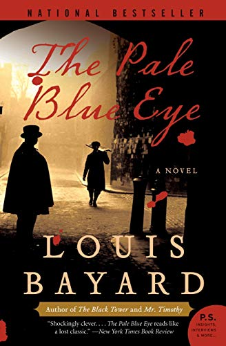 9780060733988: The Pale Blue Eye: A Novel