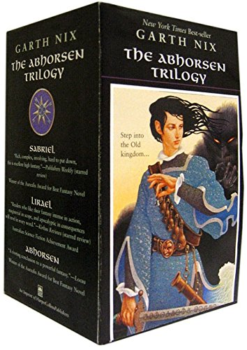 9780060734190: The Abhorsen Trilogy 3 Volume Boxed Set