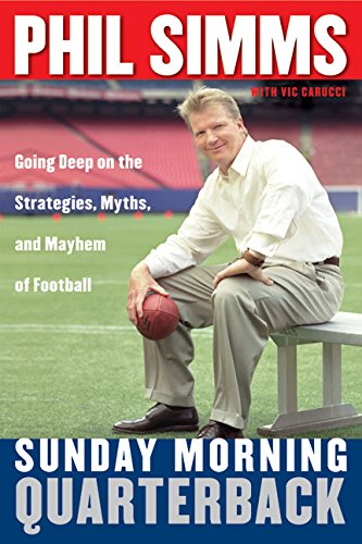 9780060734275: Sunday Morning Quarterback: Going Deep on the Strategies, Myths & Mayhem of Football