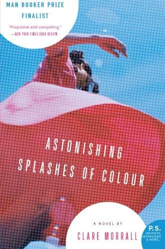 9780060734466: Astonishing Splashes of Colour