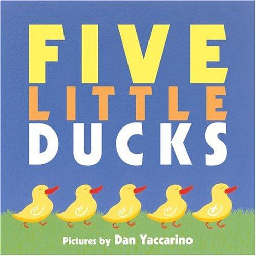 9780060734657: Five Little Ducks