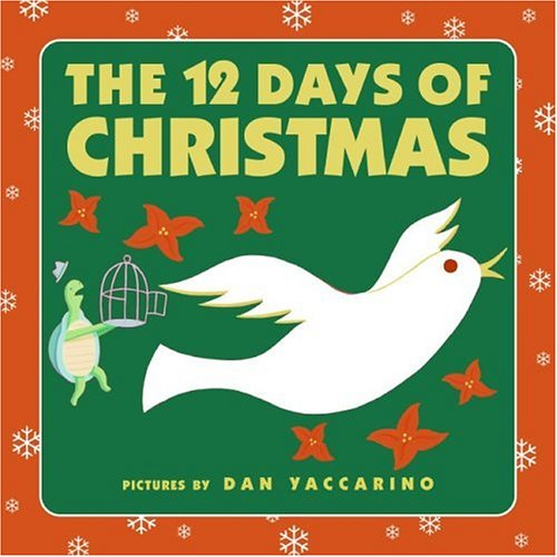 9780060734664: The 12 Days of Christmas