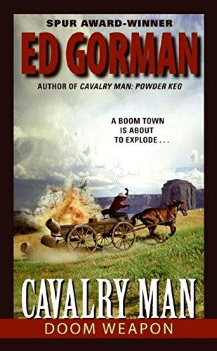 9780060734862: Cavalry Man: Doom Weapon