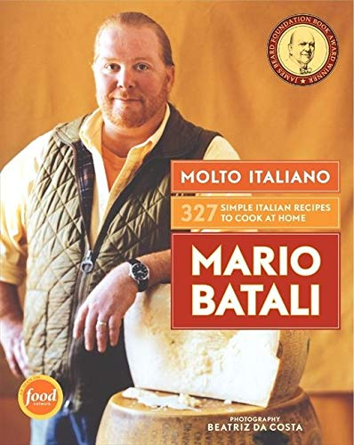 9780060734923: Molto Italiano: 327 Simple Italian Recipes to Cook at Home