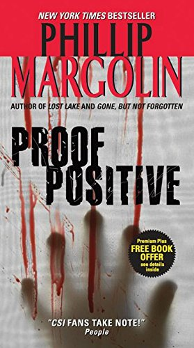 Proof Positive (Amanda Jaffe Series): Margolin, Phillip
