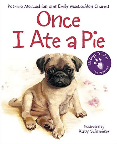 9780060735333: Once I Ate a Pie