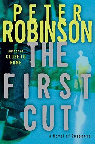 9780060735357: The First Cut: A Novel of Suspense
