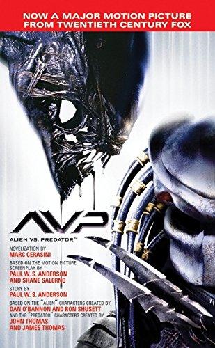 9780060735371: AVP: Alien vs. Predator: The Movie Novelization