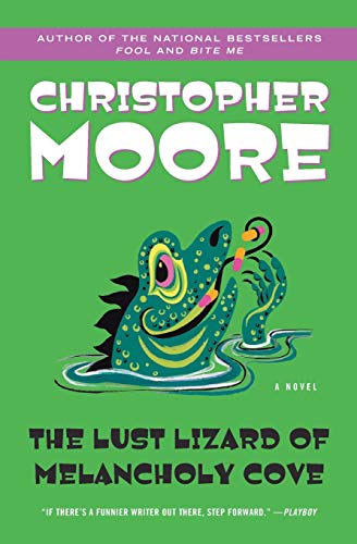 9780060735456: The Lust Lizard of Melancholy Cove (Pine Cove Series)