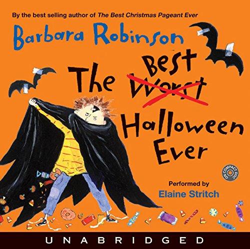 9780060735845: The Best Halloween Ever CD