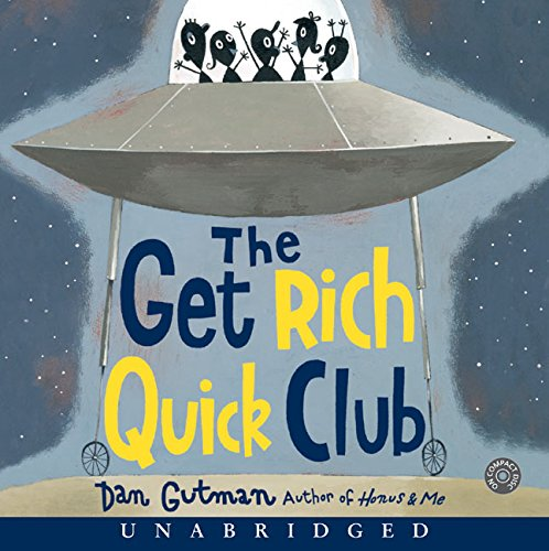 The Get Rich Quick Club CD: Gutman, Dan