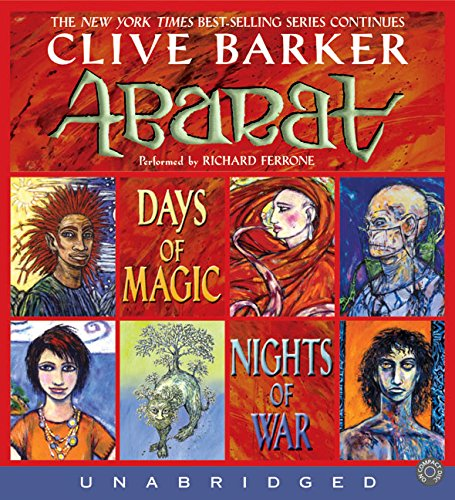 9780060735890: Abarat: Days of Magic, Nights of War
