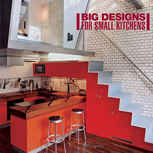 9780060735937: Big Designs for Small Kitchens