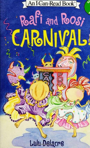9780060735975: Rafi and Rosi: Carnival! (I Can Read - Level 3)