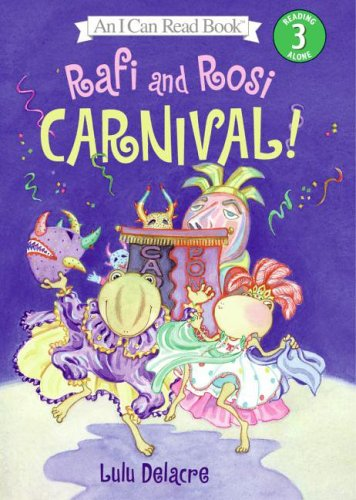 9780060735982: Rafi and Rosi: Carnival! (I Can Read!)