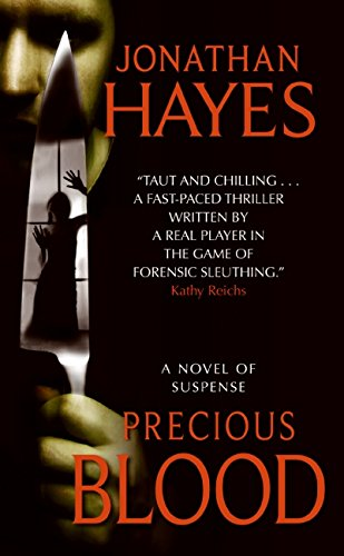 9780060736675: Precious Blood (Edward Jenner Series)