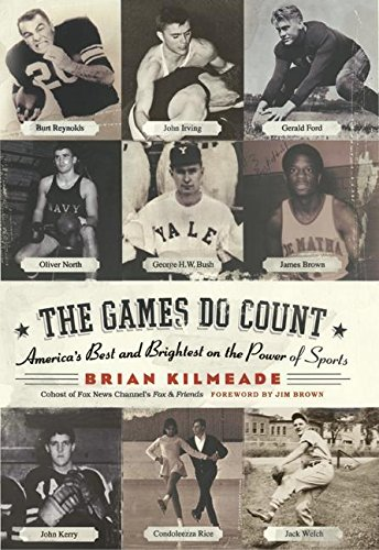 9780060736736: *THE GAMES DO COUNT*: America's Best and Brightest on the Power of Sports
