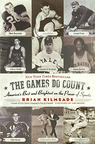 9780060736767: The Games Do Count: America's Best and Brightest on the Power of Sports