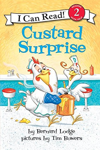 9780060736897: Custard Surprise (I Can Read Book 2)